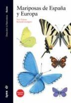 guia de las mariposas de españa y europa (2ª ed)-tom tolman-9788496553842