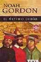 el ultimo judio-noah gordon-9788496581142