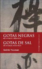 gotas negras. gotas de sal-andres neuman-9788496756342