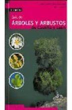guia de arboles y arbustos de castilla y leon juan andres oria de rueda 9788496932142