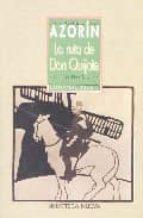 la ruta de don quijote 9788497423342