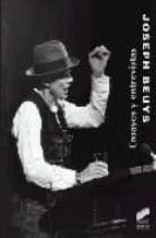 joseph beuys: ensayos y entrevistas-miguel salmeron-9788497563642