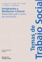 inmigrantes y mediación cultural: materiales para cursos de formación (ebook)-arantza  et al. lopez marugan-9788498308242