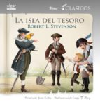 la isla del tesoro-robert louis stevenson-9788498458442