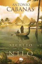 el secreto del nilo-antonio cabanas-9788498728842