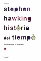 historia del tiempo stephen w. hawking 9788498925142