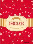 chocolate (bloc de recetas) diana warwick 9788499283142