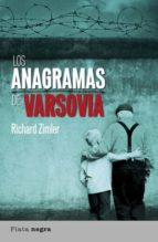 los anagramas de varsovia (ebook)-richard zimler-9788499440842