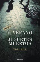 el verano de los juguetes muertos (inspector salgado 1) (ebook)-toni hill-9788499893242