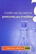 ¿cuales son las mejores posturas para meditar? ione szalay 9789501740042