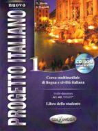 nuovo progetto italiano 1  (alumno a1 - a2)-t. marin-9789606632242