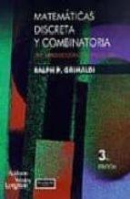 matematicas discreta y combinatoria: una introduccion con aplicac iones-ralph p. grimaldi-9789684443242