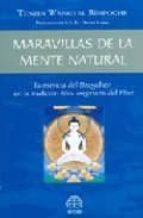 maravillas de la mente natural: la esencia del dzogchen en la tra dicion bon, originaria del tibet tenzin wangyal rinpoche 9789688607442