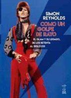 como un golpe de rayo: el glam y su legado, de los setenta al siglo xxi-simon reynolds-9789871622542