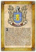 apellido montes de oca (pdf de lectura e impresión) (ebook) cdlhi00017542