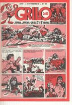 El libro de Grilo numero 22: tarzan o foguetao x-m cisco kid flash gordon rip kirby fantasma mandrake autor VARIOS DOC!