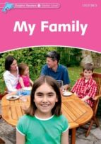 my family (dolphin readers starter) 9780194478052