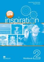 new inspiration 2 secondary workbook-9780230412552