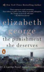 the punishment she deserves elizabeth george 9780525505952