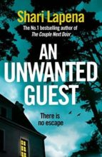 an unwanted guest shari lapena 9780593079652