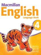 macmillan english 4 language book-9781405081252