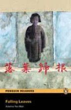 penguin readers level 4 falling leaves (libro + cd) adeline yen mah 9781405879552