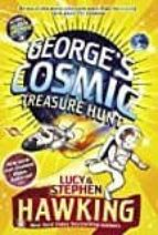 george s cosmic treasure hunt lucy hawking stephen hawking 9781442421752