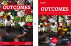 outcomes advanced student's book + access code + class dvd + writing & vocabulary booklet-9781473765252