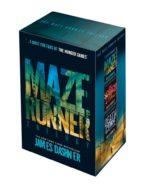 the maze runner series (pack 3 vols) james dashner 9781909489752