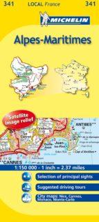 alpes maritimes (ref. 341) 9782067133952