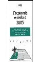 l'economie mondiale 2005-9782707143952