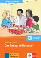 El libro de Das lasagne-desaster lectura a1.1 autor AA VV EPUB!