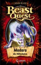 beast quest 40 - madara, die höllenkatze (ebook)-adam blade-9783732011452