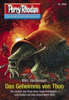 perry rhodan 2936: das geheimnis von thoo (heftroman) (ebook)-wim vandemaan-9783845329352