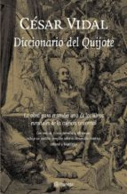 diccionario secreto del quijote cesar vidal 9788408059752