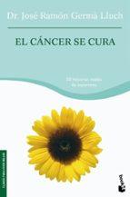 el cancer se cura-j.r. germa lluch-9788408075752
