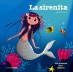 la sirenita (cuentos clasicos con texturas )-sebastien pelon-9788408142652