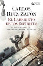 el laberinto de los espiritus-carlos ruiz zafon-9788408195252