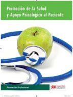 promocion de la salud y apoyo psicologico al paciente 2015 9788416092352