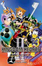 kingdom hearts ii nº 03 shiro amano 9788416244652