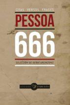 666 (citas, versos, frases)-fernando pessoa-9788416575152