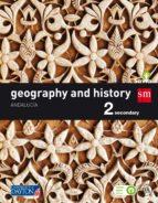geography and history 2º eso savia andalucía-9788416730452