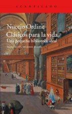 clásicos para la vida (ebook) nuccio ordine 9788416748952