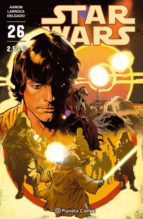 star wars nº 26-jason aaron-9788416816552