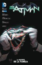batman: la muerte de la familia (2ª ed.)-james tynion iv-scott snyder-9788416840052