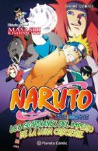 naruto anime comic nº04-masashi kishimoto-9788416889952