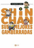 shin chan: sus mejores gamberradas nº 03 (de 6) yoshito usui 9788417276652