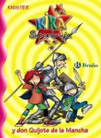 kika superbruja y don quijote de la mancha-9788421694152