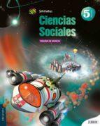 El libro de Ciencias sociales 5º primaria proyecto superpixépolis murcia autor VV.AA. PDF!