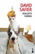 maldito karma david safier 9788432220852